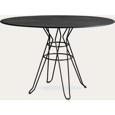 Black Capri Dining Table