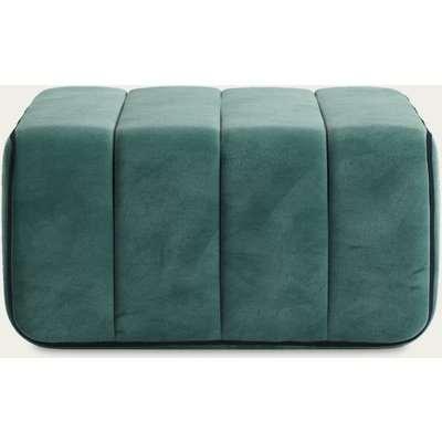 Green Curt Sofa Module - Barcelona