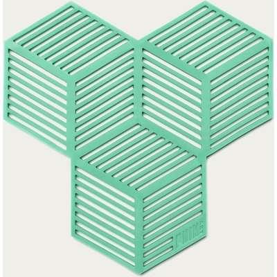 Mint Green Sico Coaster