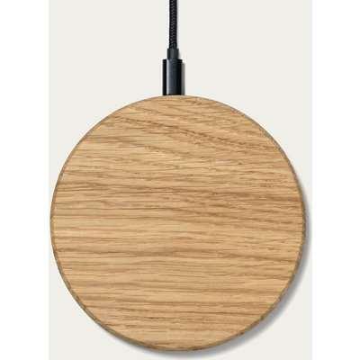 Oak Slim Wireless Charging Pad