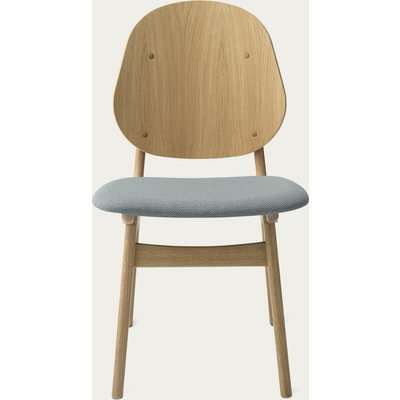 Oak/Minty Grey Noble Dining Chair