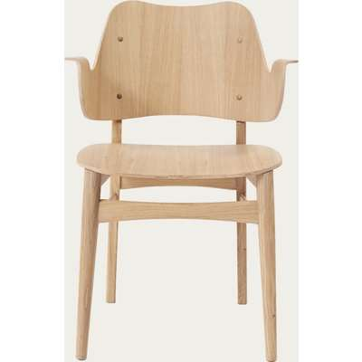 Oiled Oak Gesture Dining Chair