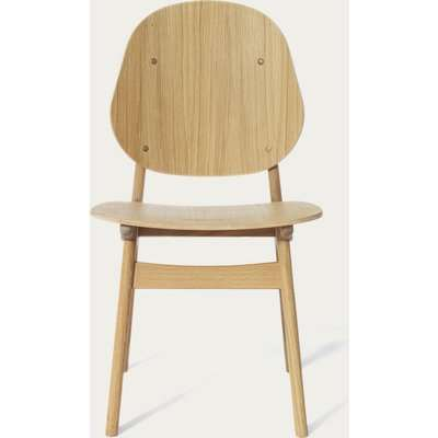 Oiled Oak Noble Dining Chair