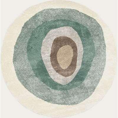 Organik Round Rug