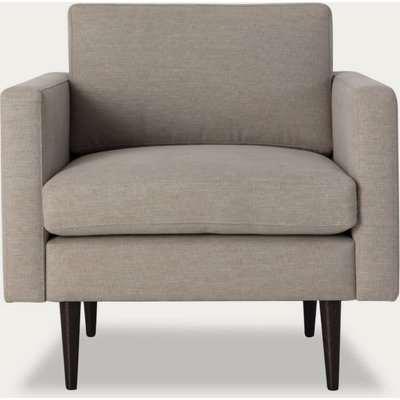 Pumice Model 01 Linen Armchair