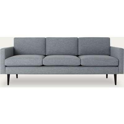 Seaglass Model 01 Linen 3 Seater Sofa