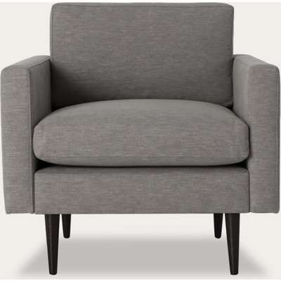Shadow Model 01 Linen Armchair