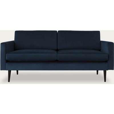 Teal Model 03 Velvet 4 Seater Sofa