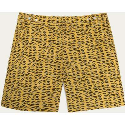 Tongariki Printed Swimwear