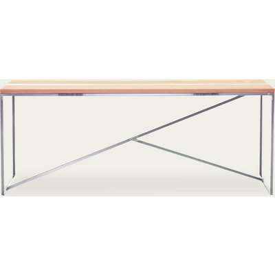 Untreated Oia High Dining Table