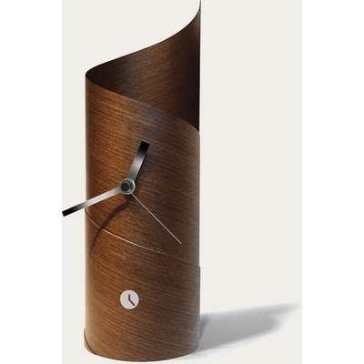 Wenge Surf Table Clock