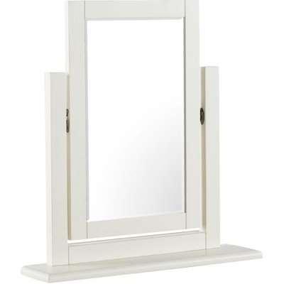 Annaghmore Santorini Painted Vanity Mirror - Single