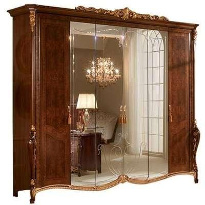 Arredoclassic Donatello 6 Door Wardrobe