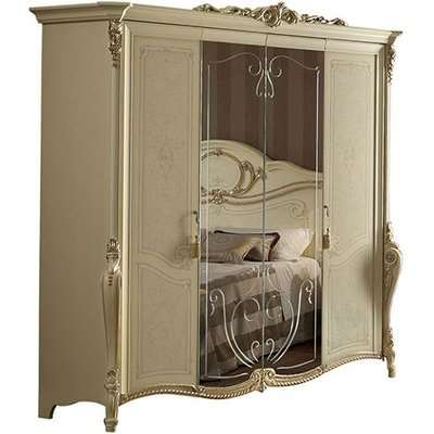 Arredoclassic Tiziano 6 Door Wardrobe