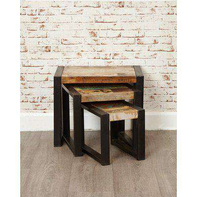 Urban Chic Nest of Tables - Baumhaus