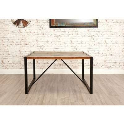 Urban Chic Dining Table - Small - Baumhaus