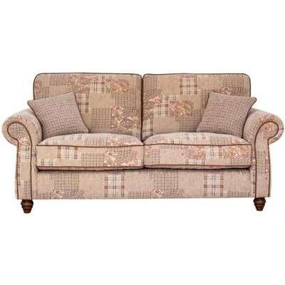 Buoyant Finley 4 Seater Fabric Sofa