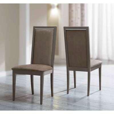 Camel Elite Day Italian Liscia Dining Chair