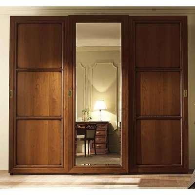 Camel Torriani Night Walnut Italian VIP Dresser