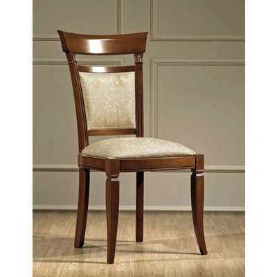 Camel Treviso Day Cherry Wood Italian Dining Chair