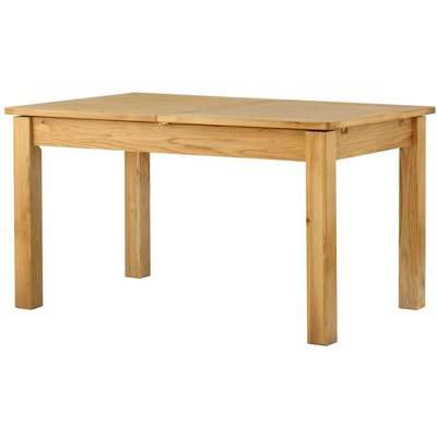 Classic Portland Extending Dining Table - Stone Painted