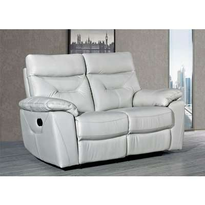 Como Putty 2 Seater Recliner Sofa