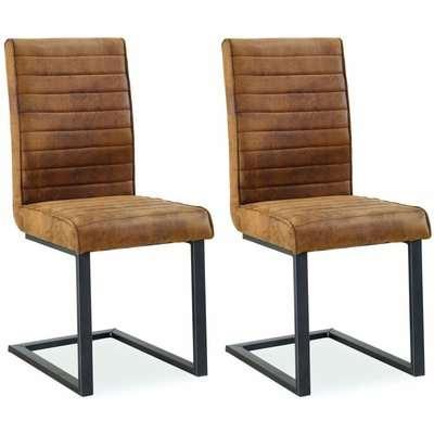 Corndell Oak Mill Dining Chair (Pair)