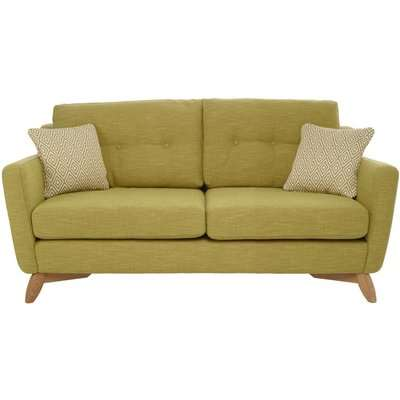 Ercol Cosenza Fabric 3 Seater Medium Sofa