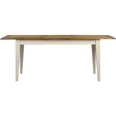 Farmhouse Painted 160cm Extending Dining Table