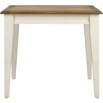 Farmhouse Painted Square Dining Table