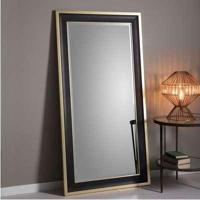 Gallery Direct Edmonton Metallic Leaner Mirror