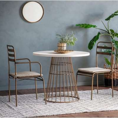 Gallery Direct Greenwich Bistro Dining Table