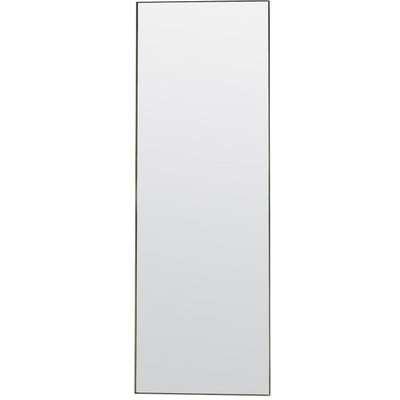Gallery Direct Hurston Champagne Rectangular Leaner Mirror - 50cm x 170cm