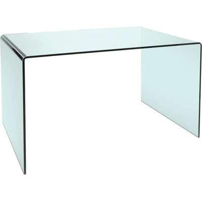 Greenapple Pure Glass Arc Desk GA104