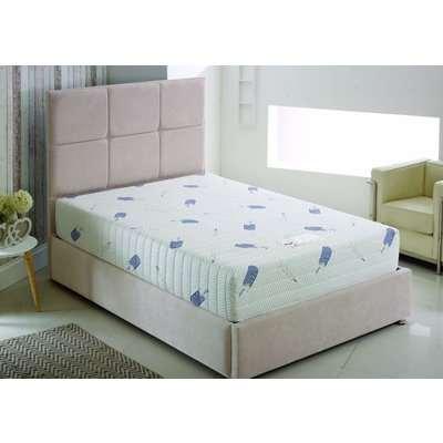 Kayflex Pure Sleep 1200 Pocket Visco Memory Pocket Sprung Divan Bed