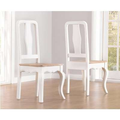 Mark Harris Sienna Shabby Chic Dining Chair