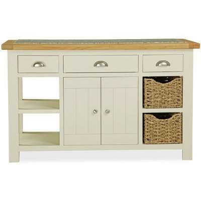 Oxford Painted Kitchen Island