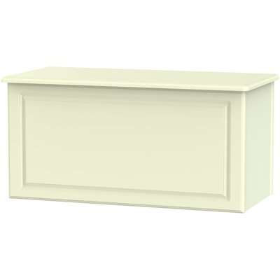 Pembroke Cream Blanket Box