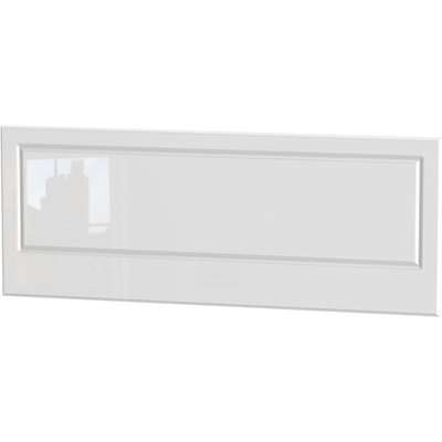 Pembroke High Gloss White Headboard