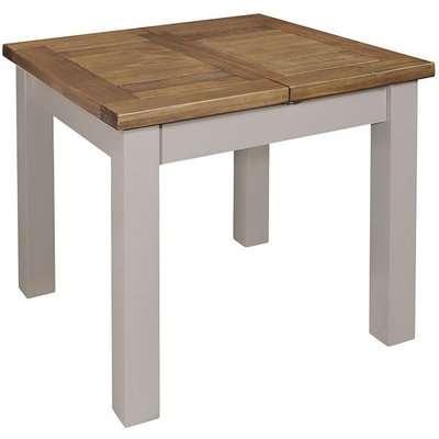 Regatta Grey Dining Table - 180cm Oval Extending