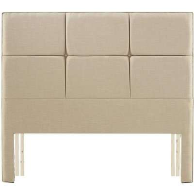 Relyon Contemporary Fabric Floor Standing Headboard