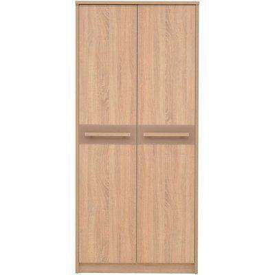 Sablon Sonoma Oak 5 Door Wardrobe