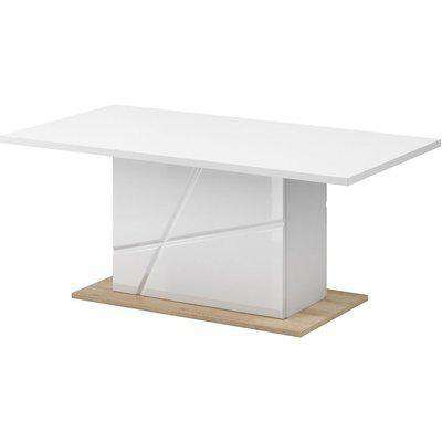 Sagu White Gloss Coffee Table