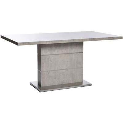 Seattle Rectangular Dining Table - 160cm