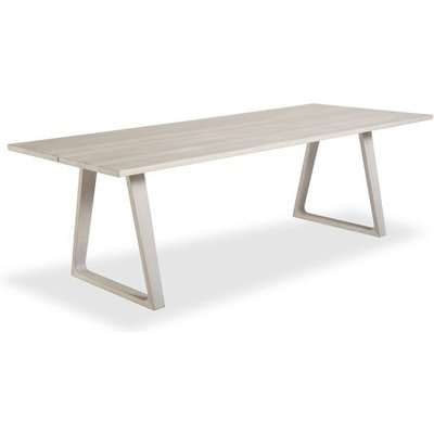 Skovby SM105 6 to 10 Seater Extending Dining Table
