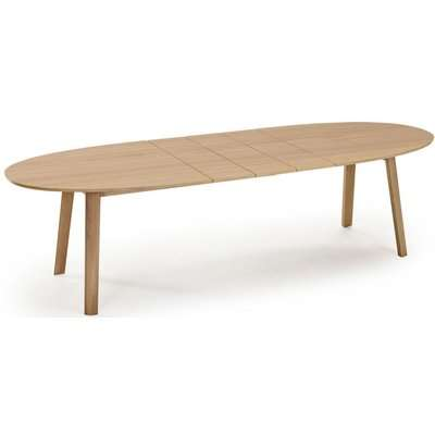 Skovby SM20 Ellipse Dining Table - 6 to 10 Seater Extending