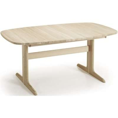 Skovby SM74 Ellipse Dining Table - 6 to 12 Seater Extending