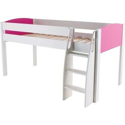 Stompa Mid Sleeper Pink Frame