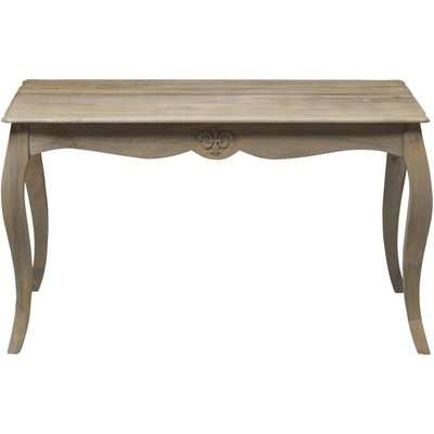 Urban Deco Fleur French Style Shabby Chic 135cm Dining Table