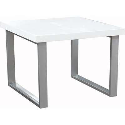 Vida Living Sierra White High Gloss Coffee Table